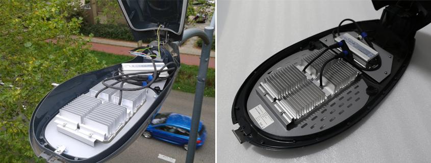 LED-verlichtingsprojecten  Van Esch Infra Technical Support   Oisterwijk